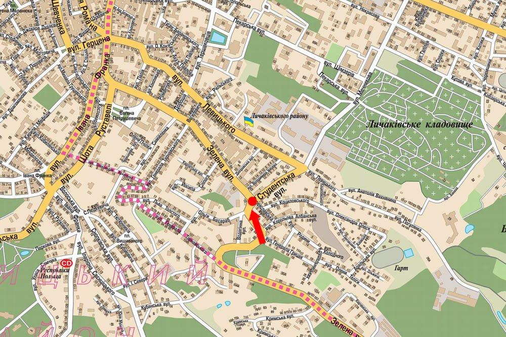 IDMedia Арендовать и разместить Скролл в городе Львов (Львовская область) №177945 схема
