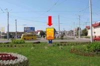 Ситилайт №178131 в городе Львов (Львовская область), размещение наружной рекламы, IDMedia-аренда по самым низким ценам!