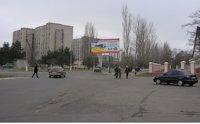 Билборд №178873 в городе Новая Каховка (Херсонская область), размещение наружной рекламы, IDMedia-аренда по самым низким ценам!