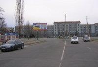 Билборд №178874 в городе Новая Каховка (Херсонская область), размещение наружной рекламы, IDMedia-аренда по самым низким ценам!