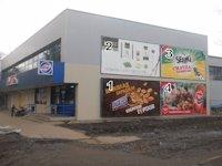 Билборд №179229 в городе Белополье (Сумская область), размещение наружной рекламы, IDMedia-аренда по самым низким ценам!