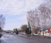 Холдер №179879 в городе Лубны (Полтавская область), размещение наружной рекламы, IDMedia-аренда по самым низким ценам!