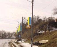 Холдер №179880 в городе Лубны (Полтавская область), размещение наружной рекламы, IDMedia-аренда по самым низким ценам!