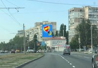 Брандмауэр №180706 в городе Одесса (Одесская область), размещение наружной рекламы, IDMedia-аренда по самым низким ценам!