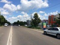 Ситилайт №182263 в городе Коростышев (Житомирская область), размещение наружной рекламы, IDMedia-аренда по самым низким ценам!