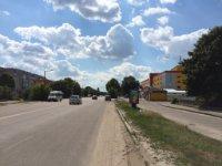 Ситилайт №182265 в городе Коростышев (Житомирская область), размещение наружной рекламы, IDMedia-аренда по самым низким ценам!