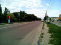 Ситилайт №182266 в городе Коростышев (Житомирская область), размещение наружной рекламы, IDMedia-аренда по самым низким ценам!