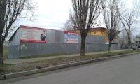 Билборд №182388 в городе Белгород-Днестровский (Одесская область), размещение наружной рекламы, IDMedia-аренда по самым низким ценам!