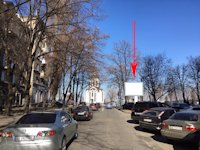 Бэклайт №183349 в городе Днепр (Днепропетровская область), размещение наружной рекламы, IDMedia-аренда по самым низким ценам!