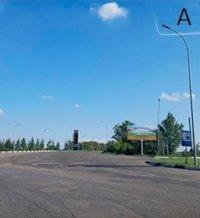 Билборд №183603 в городе Золотоноша (Черкасская область), размещение наружной рекламы, IDMedia-аренда по самым низким ценам!