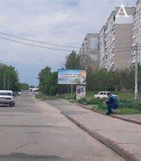 Билборд №183644 в городе Канев (Черкасская область), размещение наружной рекламы, IDMedia-аренда по самым низким ценам!