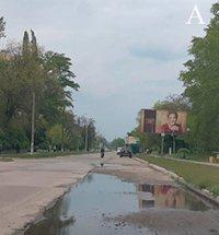 Билборд №183646 в городе Канев (Черкасская область), размещение наружной рекламы, IDMedia-аренда по самым низким ценам!