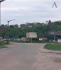 Билборд №183648 в городе Канев (Черкасская область), размещение наружной рекламы, IDMedia-аренда по самым низким ценам!