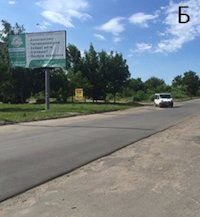 Билборд №183656 в городе Ватутино (Черкасская область), размещение наружной рекламы, IDMedia-аренда по самым низким ценам!