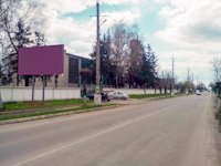 Билборд №185667 в городе Немиров (Винницкая область), размещение наружной рекламы, IDMedia-аренда по самым низким ценам!