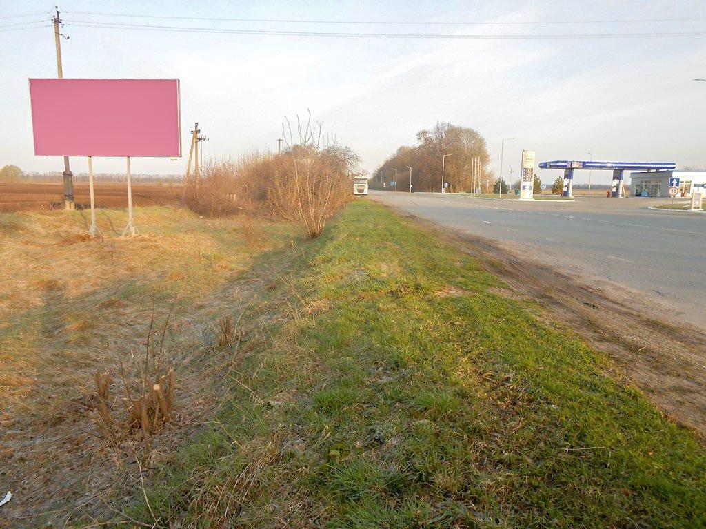 Билборд №186642 в городе Мена (Черниговская область), размещение наружной рекламы, IDMedia-аренда по самым низким ценам!