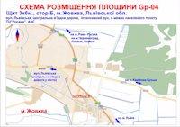 Билборд №186918 в городе Жовква (Львовская область), размещение наружной рекламы, IDMedia-аренда по самым низким ценам!