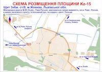 Билборд №186940 в городе Жовква (Львовская область), размещение наружной рекламы, IDMedia-аренда по самым низким ценам!