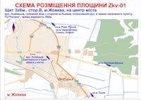 Билборд №186982 в городе Жовква (Львовская область), размещение наружной рекламы, IDMedia-аренда по самым низким ценам!