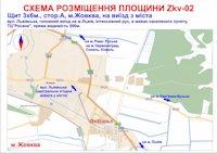 Билборд №186984 в городе Жовква (Львовская область), размещение наружной рекламы, IDMedia-аренда по самым низким ценам!