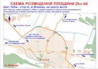 Билборд №186987 в городе Жовква (Львовская область), размещение наружной рекламы, IDMedia-аренда по самым низким ценам!