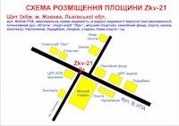 Билборд №187000 в городе Жовква (Львовская область), размещение наружной рекламы, IDMedia-аренда по самым низким ценам!
