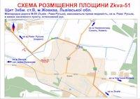 Билборд №187014 в городе Жовква (Львовская область), размещение наружной рекламы, IDMedia-аренда по самым низким ценам!