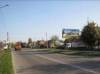 Билборд №187081 в городе Владимир-Волынский (Волынская область), размещение наружной рекламы, IDMedia-аренда по самым низким ценам!