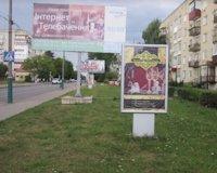 Ситилайт №187085 в городе Владимир-Волынский (Волынская область), размещение наружной рекламы, IDMedia-аренда по самым низким ценам!