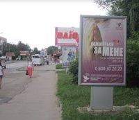 Ситилайт №187089 в городе Владимир-Волынский (Волынская область), размещение наружной рекламы, IDMedia-аренда по самым низким ценам!