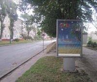 Ситилайт №187095 в городе Владимир-Волынский (Волынская область), размещение наружной рекламы, IDMedia-аренда по самым низким ценам!