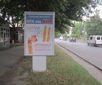 Ситилайт №187096 в городе Владимир-Волынский (Волынская область), размещение наружной рекламы, IDMedia-аренда по самым низким ценам!