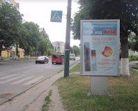Ситилайт №187099 в городе Владимир-Волынский (Волынская область), размещение наружной рекламы, IDMedia-аренда по самым низким ценам!
