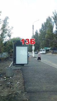 Остановка №187338 в городе Славянск (Донецкая область), размещение наружной рекламы, IDMedia-аренда по самым низким ценам!