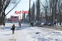 Билборд №187408 в городе Нежин (Черниговская область), размещение наружной рекламы, IDMedia-аренда по самым низким ценам!