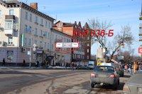 Растяжка №187416 в городе Нежин (Черниговская область), размещение наружной рекламы, IDMedia-аренда по самым низким ценам!