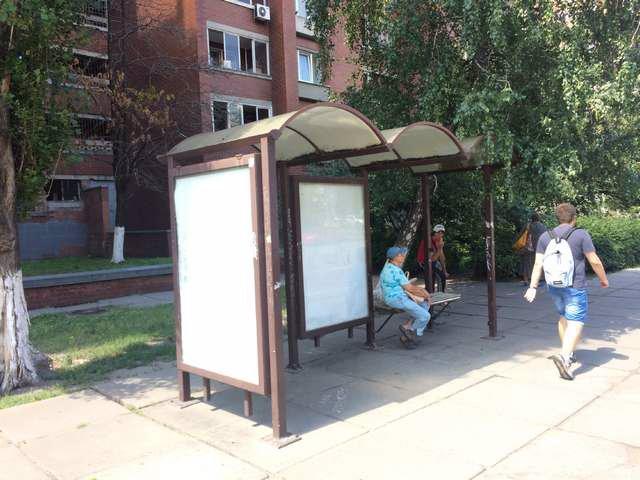 Остановка №187429 в городе Киев (Киевская область), размещение наружной рекламы, IDMedia-аренда по самым низким ценам!