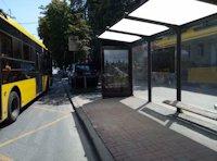 Остановка №187456 в городе Киев (Киевская область), размещение наружной рекламы, IDMedia-аренда по самым низким ценам!