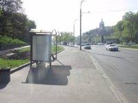 Остановка №187470 в городе Киев (Киевская область), размещение наружной рекламы, IDMedia-аренда по самым низким ценам!