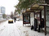 Остановка №187486 в городе Киев (Киевская область), размещение наружной рекламы, IDMedia-аренда по самым низким ценам!