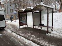 Остановка №187487 в городе Киев (Киевская область), размещение наружной рекламы, IDMedia-аренда по самым низким ценам!