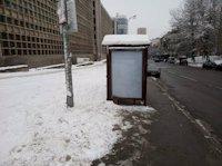 Остановка №187492 в городе Киев (Киевская область), размещение наружной рекламы, IDMedia-аренда по самым низким ценам!