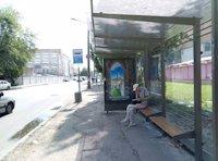 Остановка №187493 в городе Киев (Киевская область), размещение наружной рекламы, IDMedia-аренда по самым низким ценам!