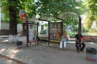 Остановка №187494 в городе Киев (Киевская область), размещение наружной рекламы, IDMedia-аренда по самым низким ценам!