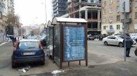 Остановка №187510 в городе Киев (Киевская область), размещение наружной рекламы, IDMedia-аренда по самым низким ценам!