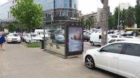 Остановка №187514 в городе Киев (Киевская область), размещение наружной рекламы, IDMedia-аренда по самым низким ценам!