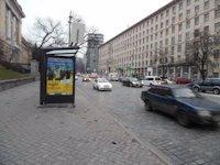Остановка №187518 в городе Киев (Киевская область), размещение наружной рекламы, IDMedia-аренда по самым низким ценам!