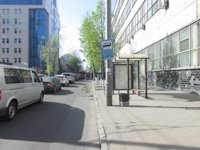 Остановка №187526 в городе Киев (Киевская область), размещение наружной рекламы, IDMedia-аренда по самым низким ценам!