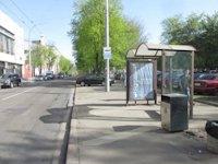 Остановка №187532 в городе Киев (Киевская область), размещение наружной рекламы, IDMedia-аренда по самым низким ценам!