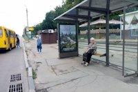 Остановка №187551 в городе Киев (Киевская область), размещение наружной рекламы, IDMedia-аренда по самым низким ценам!